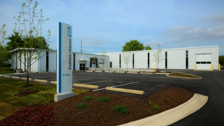 Endress+Hauser Wetzer in Greenwood/USA