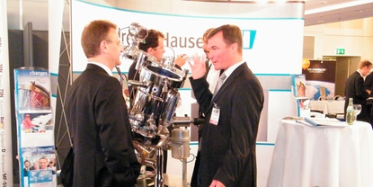 Summit Life Sciences-Industrie Endress+Hauser