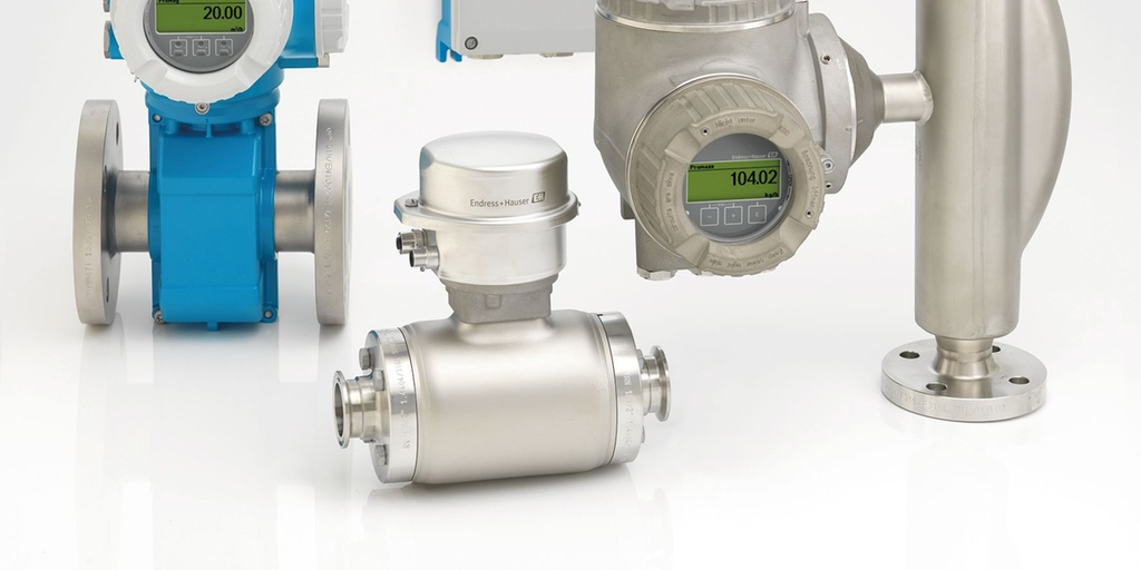 Proline 300/500: Flow measurement equipment ready for the digital future