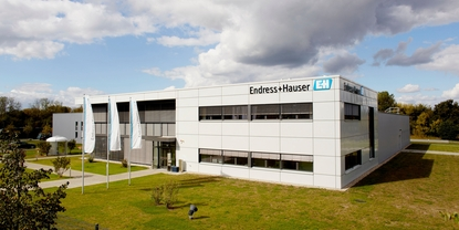 Endress+Hauser Level+Pressure Germany - Stahnsdorf